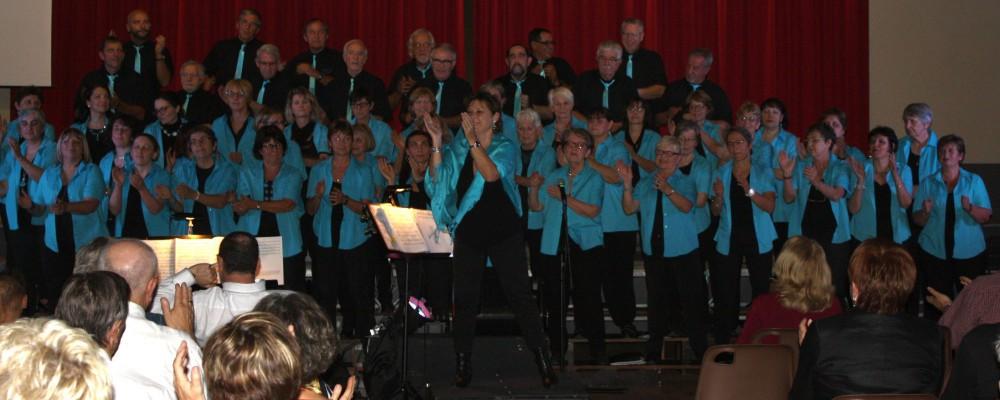 Redessan Novembre 2015 - Festival de chorales