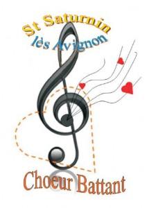 Logo Choeur Battant