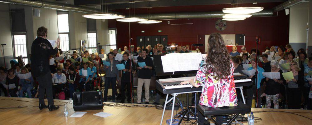 5ème Journée Chantante Redessanaise