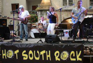 Soirée Rock'n'Roll avec HSR à Redessan