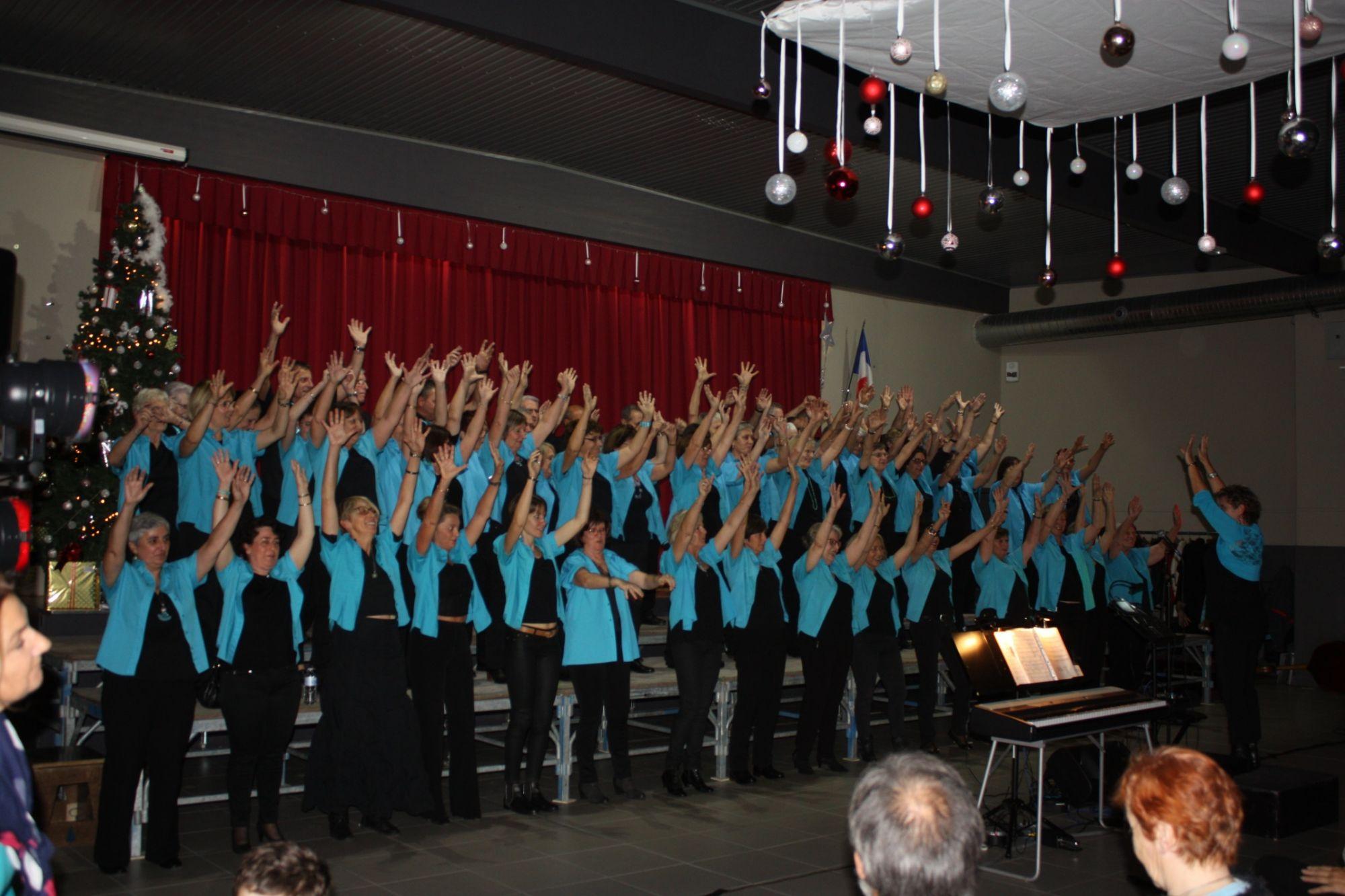 3ème rencontre de chorales