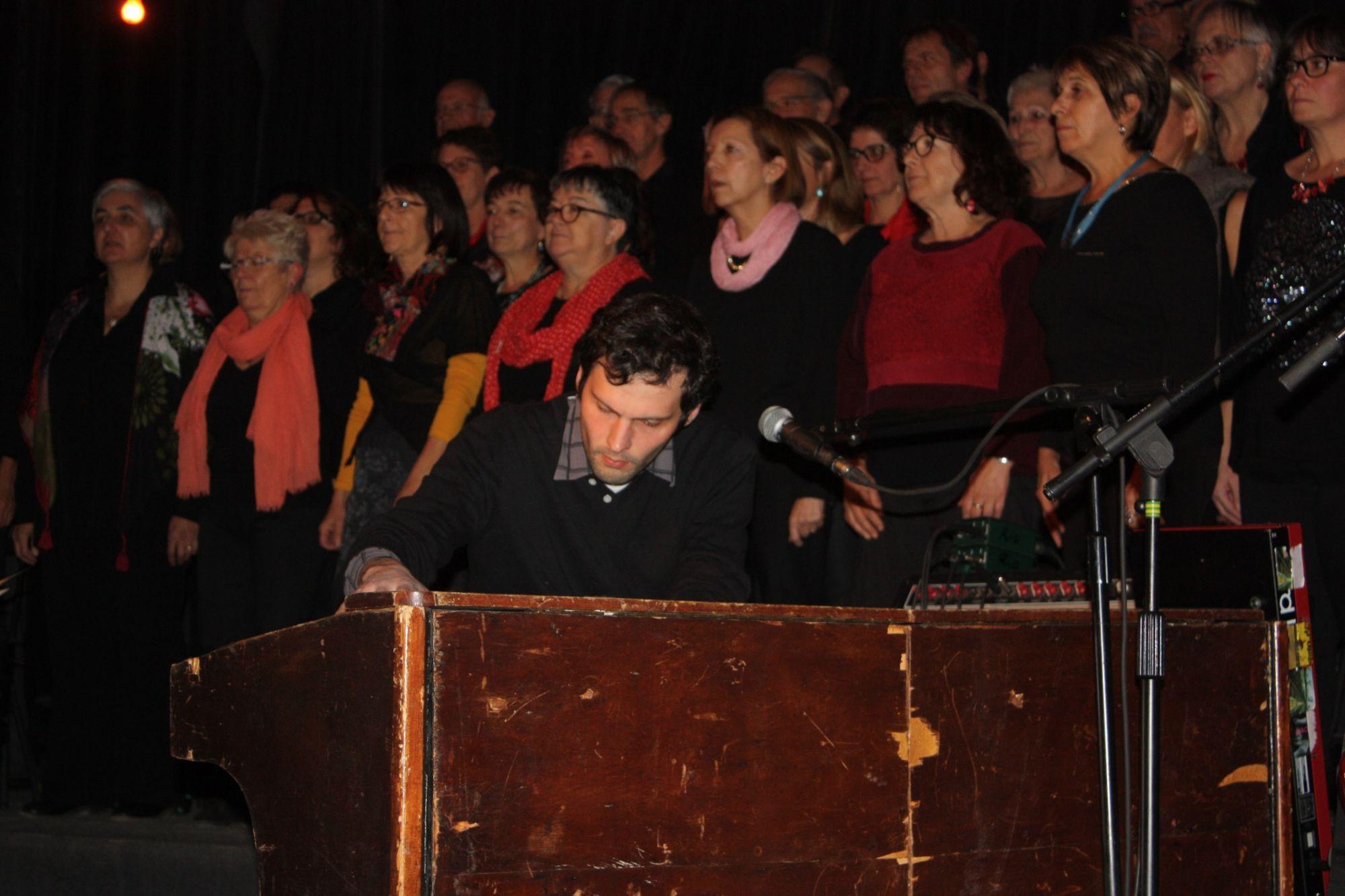 Concert du 18