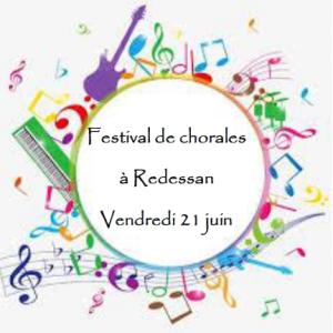 Festival de chorales à Redessan