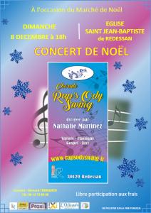 Concert de Noël à Redessan